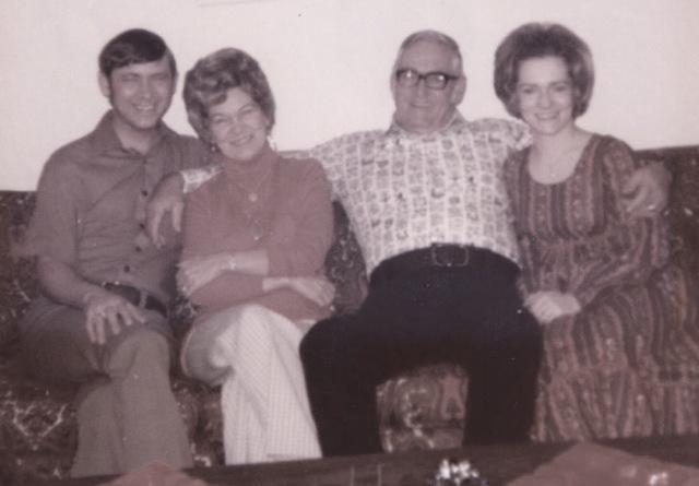 Jackie,Me,Mom,Dad